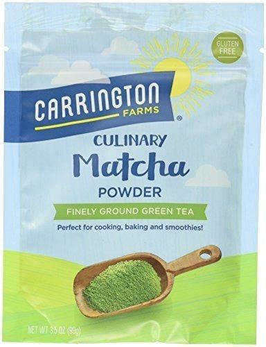 Carrington Farms Matcha Tea Powder, 3.5 Onzas