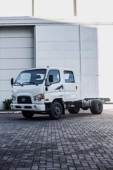 Hyundai Hd 65 Doble Cabina Euro 4 0km Sin Caja Con Aire