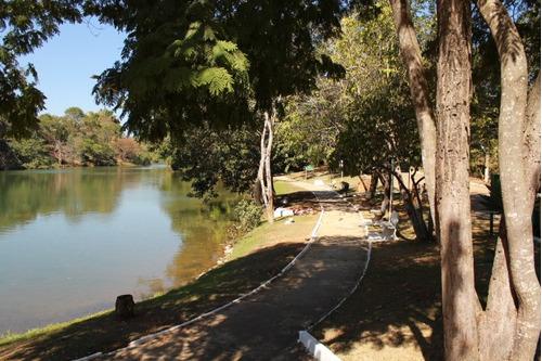 Ótimo Lote Em Condomínio Fechado Em Lagoa Santa - 2663