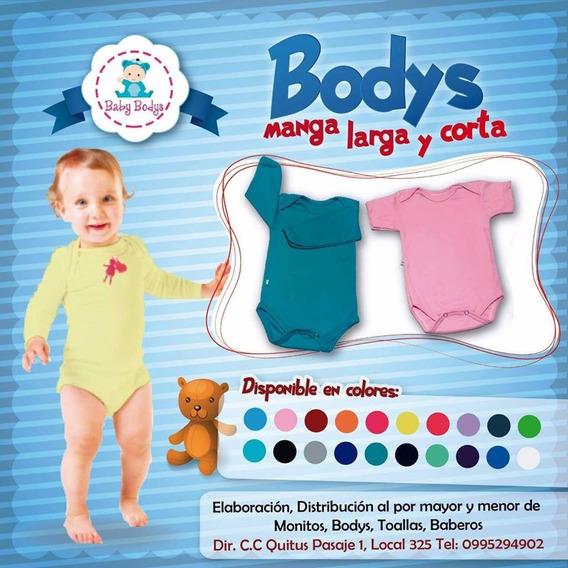 Bodys De Algodon Al Por Mayor Y Menor Promo 6x20 Elegibles