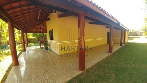 Chácara Para Venda Em Araçoiaba Da Serra, -, 2 Dormitórios, 4 Banheiros, 2 Vagas - Chacara 1_1-1554439