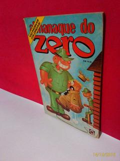 Hq Almanaque Do Zero (100 Páginas) Rge - 1977 O Mensageiro