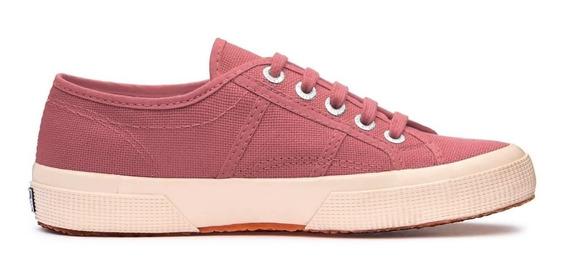 Zapatillas Mujer Rosa Superga Originales Cotu Classic 2750