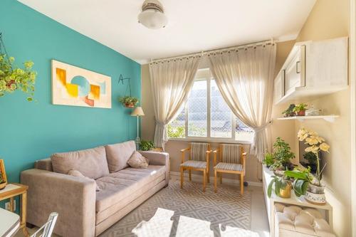 Imagem 1 de 13 de Apartamento - Cidade Baixa - Ref: 562177 - V-pj6522
