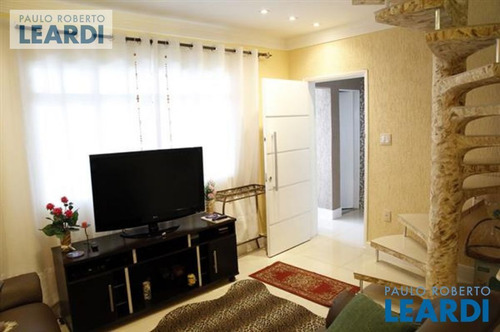 Imagem 1 de 12 de Casa Assobradada - Jardim Ataliba Leonel - Sp - 508678