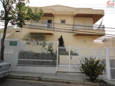 Sobrado Residencial À Venda, Parque Bandeirante, Santo André. - So17220