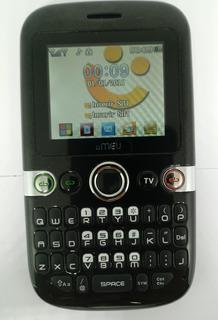 Celular Meu Sn55tv Dual Chip Preto Vitrine