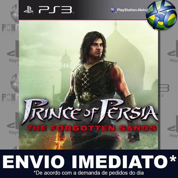Prince Of Persia The Forgotten Sand Ps3 Psn Jogo Em Promoção