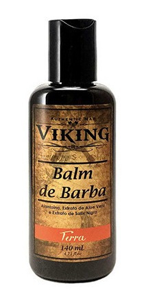 Balm Barba Terra Viking Authentic Man 140ml