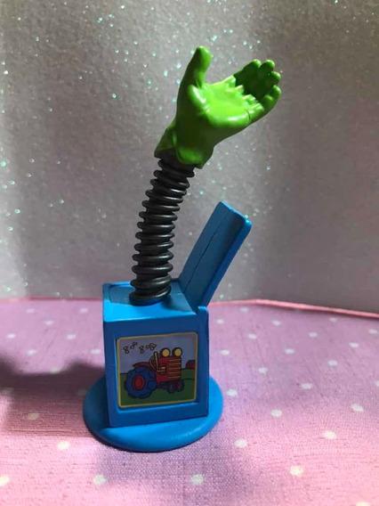Toy Story Los Juguetes De Sid La Mano