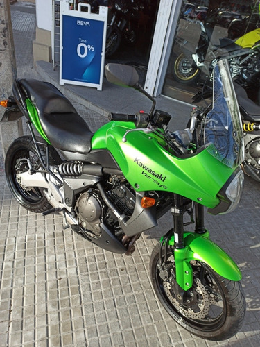 Imagen 1 de 5 de Kawasaki  Versys 650 2009