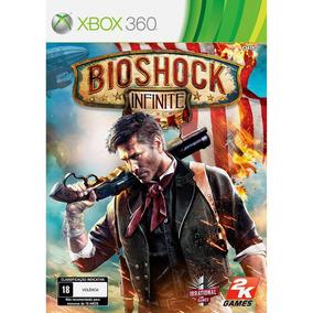 Bioshock Infinite Midia Fisica Original Lacrado Xbox 360
