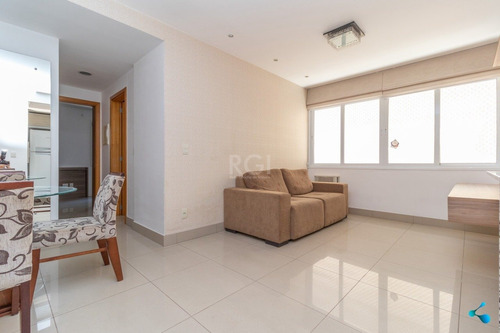 Apartamento Em Bom Fim Com 2 Dormitórios - Ko13299