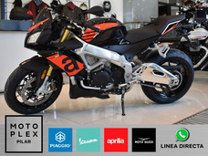 Aprilia Tuono 1100 Rr 0km Adelanto Y Cuotas Motoplex Pilar