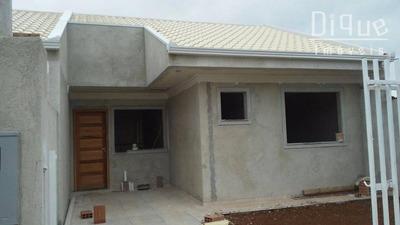 Casa Residencial À Venda, Eucaliptos, Fazenda Rio Grande. - Codigo: Ca0534 - Ca0534
