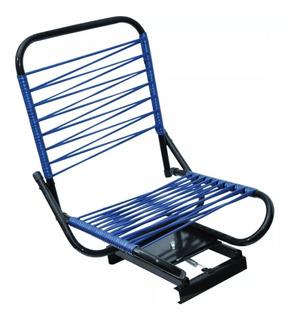 Cadeira Para Barco De Pesca Giratória Confort