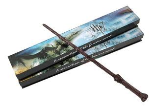 Varita Harry Potter Colección Tamaño Real Cosplay Coleccion