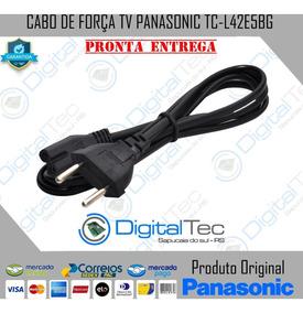 Cabo De Força Tv Panasonic Tc-l42e5bg Tc-l47e5bg Tc-42as610b