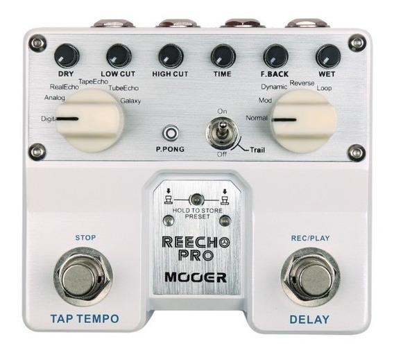 Pedal Mooer Twin Reecho Pro Tdl1