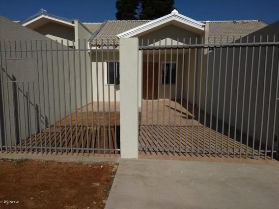 Casa Para Venda Em Ponta Grossa, Chapada, 2 Dormitórios, 1 Banheiro - Lh012_1-1195289