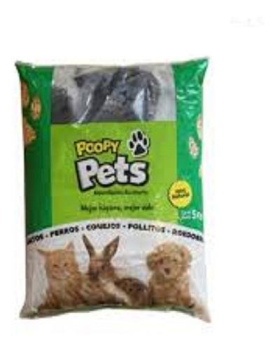 Poppy Pets X 25 Kg Piedras Sanitarias Biodegradables Ohmydog