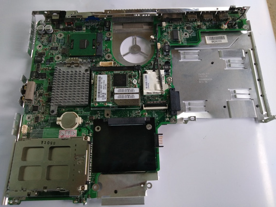 Placa Mãe Dell Latitude L110l - Processador M 1,30ghz, 1gb