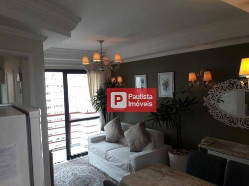 Studio Para Alugar, 38 M² Por R$ 3.500,00/mês - Moema - São Paulo/sp - St0147