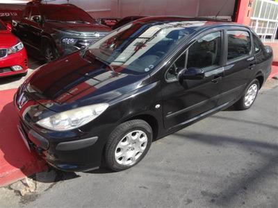 Peugeot 307 1.6 Presence Sedan 16v Flex 4p Manual 2009