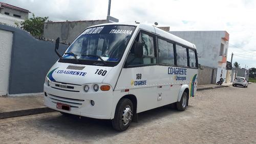 Imagem 1 de 8 de Micro Ônibus Iveco 2003