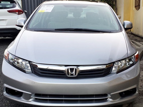 Honda Civic Exl Full Gris Importado 12.