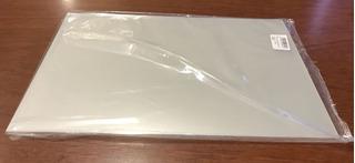 Hojas De Respaldo Para Polímero Liquido X 10 Unidades