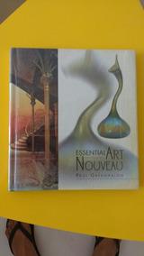 Livro Essential Art Nouveau.
