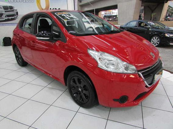 Peugeot 208 Active 1.5 Flex 8v 5p 2014