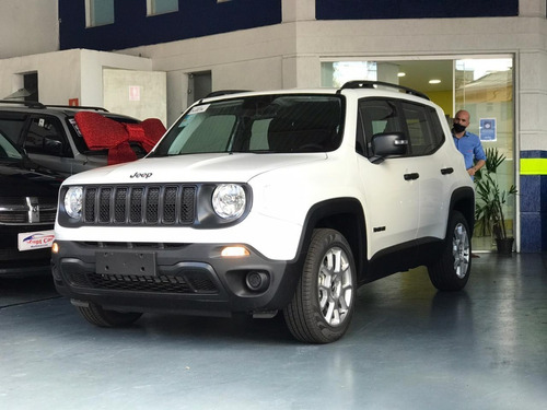 Jeep Renegade Sport 2021 0km / Pronta Entrega / Financio
