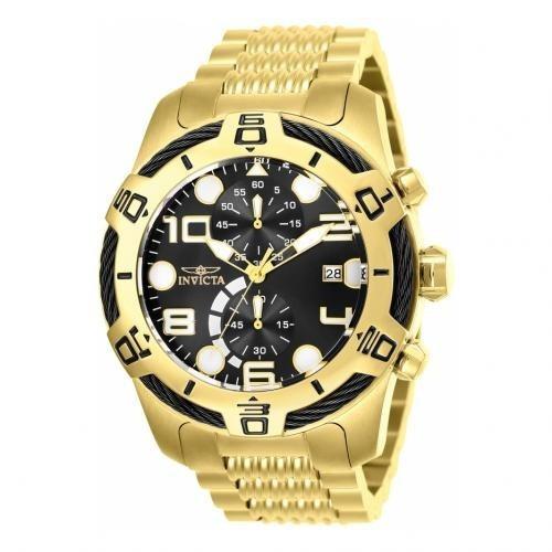 Relógio Invicta Bolt 25550 Dourado Original