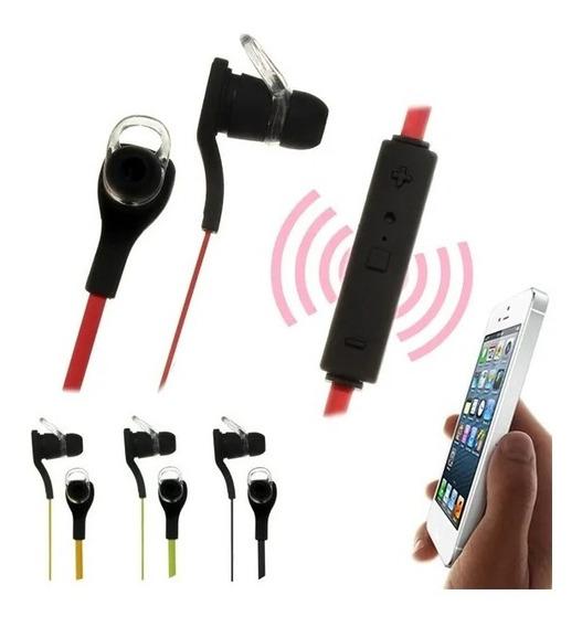 Bt-h06 Sem Fio Mini Bluetooth Fone De Ouvido Estéreo Com Mic