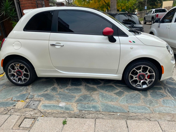 Fiat 500 Sport 2013 50.000 Km Impecable