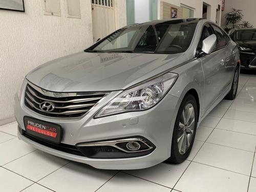 Hyundai Azera 3.0 Mpfi Gls 2016 Prata Blindada