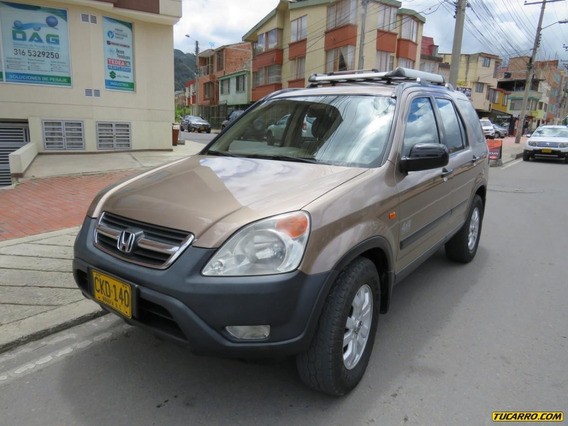 Honda Cr-v Lx At 2400cc 4x4