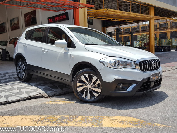Suzuki S-cross 1.6 4you Automatico 2017 + Rodas Versão Turbo