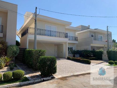 Imagem 1 de 30 de Casa Com 5 Dormitórios À Venda, 350 M² Por R$ 1.600.000,00 - Betel - Paulínia/sp - Ca1567