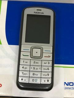 Nokia 6070 - Raridade, Vga, Só Funciona Vivo - Usado