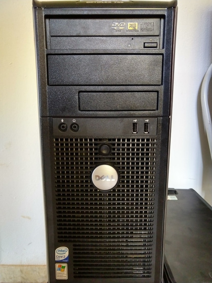 Cpu Dell Optiplex 745 Intel Core 2 Duo @3gb Ram @vídeo 256mb