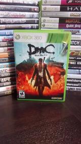 Dmc Devil May Cry 5 Xbox 360 Original Frete R$ 12