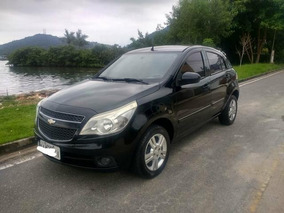 Chevrolet Agile 1.4 Ltz 5p 2012 Completo