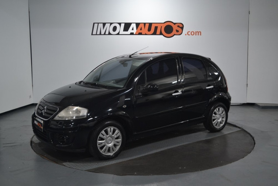 Citroen C3 1.6 Exclusive M/t 2009 -imolaautos