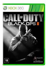 Call Of Duty Black Ops 2 Xbox 360 - Mídia Digital