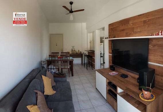 Apartamento A Venda No Bairro Enseada Em Guarujá - Sp. - 1608-1