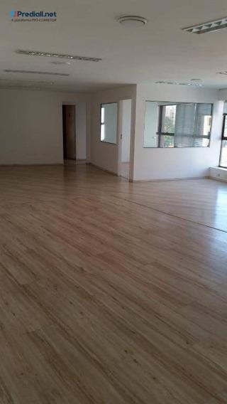 Sala Para Alugar, 92 M² Por R$ 3.000,00/mês - Chácara Santo Antônio (zona Sul) - São Paulo/sp - Sa0137