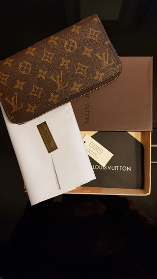Billetera Louis Vuitton Envío Gratis, Vuitton, Modelo Zippy